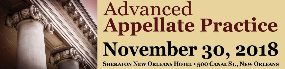 Appellate Practice