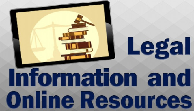 Legal Information & Online Resources