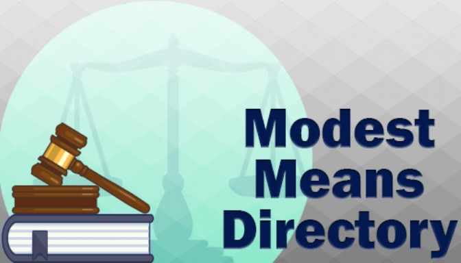 Modest Means Directory