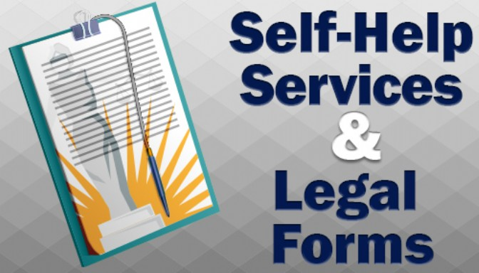 Self-Help Services & Legal Forms