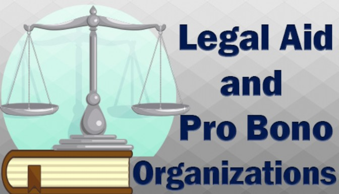 Legal Aid & Pro Bono Organizations