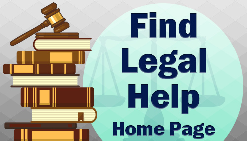 Find Legal Help Home