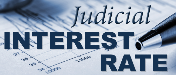 Louisiana Judicial Interest Calculator